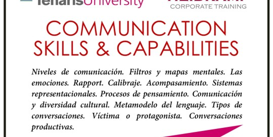 Communication Skills & Capabilities