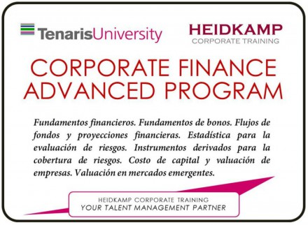 Corporate Finance Advanced Program